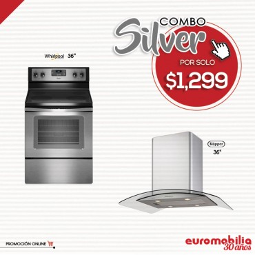 Combo Home Silver