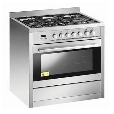 Cocina Dual 90 cm Gas kupper