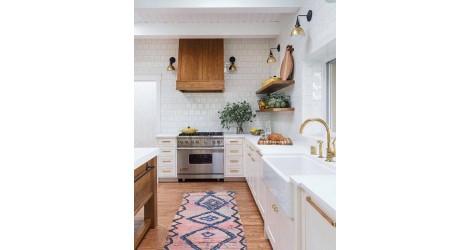 ¿Cuáles son las tendencias para sobres, backsplash y paredes en la cocina?