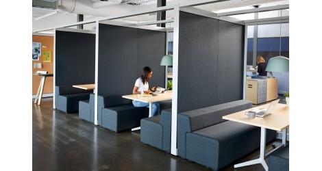 Nuevas generaciones = Cambios en los espacios de trabajo